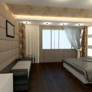 公寓飘窗装修设计