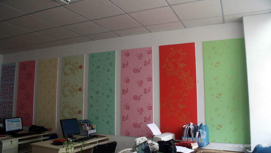 集东西方文化一体的液体壁纸效果图