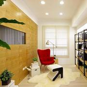 暖色调公寓装修设计