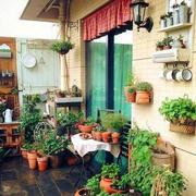 宜家风格菜园设计图片