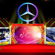 创意型舞台背景图片