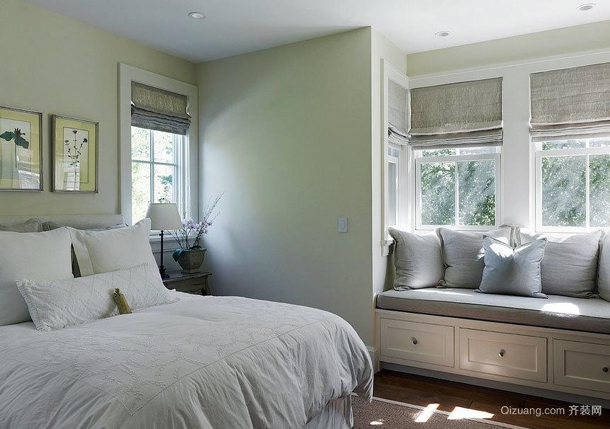 节省地方 适合青年居住小卧室装修效果图