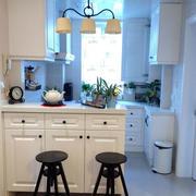 大户型 厨房吧台装修