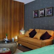 房屋装饰画空间设计