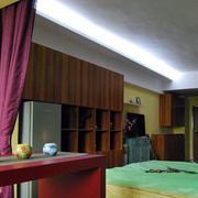 房屋吧台空间设计
