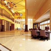 酒店大厅吊顶装修