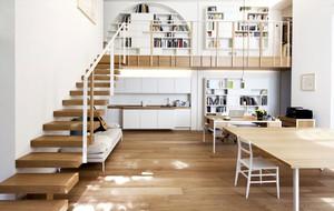 木质楼梯装修大全