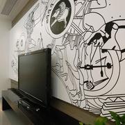 大户型电视墙背景