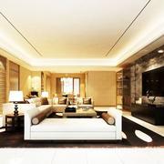 客厅吊顶装修设计图片