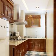 中式风格厨房灯饰图片