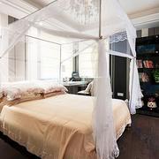 三室一厅卧室吊顶