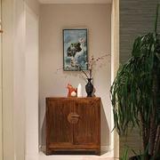 三室一厅玄关装修
