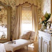 浅色调窗帘设计欣赏