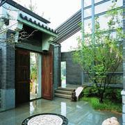 清爽系列别墅庭院图片
