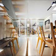 暖色调别墅设计图片