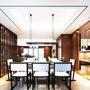 餐厅吊顶设计图片