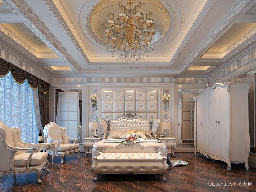500万精致完美的独栋别墅装修效果图大全