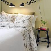 温馨系列床头背景墙