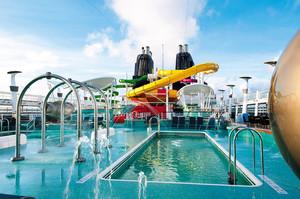 清爽型水上游乐园设计