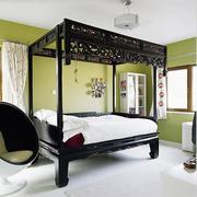 传统型三室一厅卧室