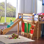 简朴型儿童床效果图