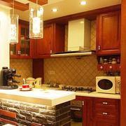 传统风格厨房灯饰图片
