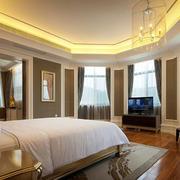 卧室窗帘设计欣赏