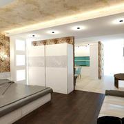 公寓背景墙装修设计