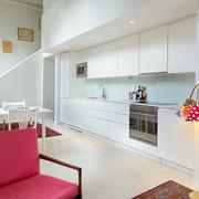 阳光房厨房装修设计