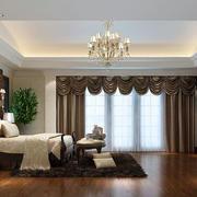 客厅窗帘设计欣赏