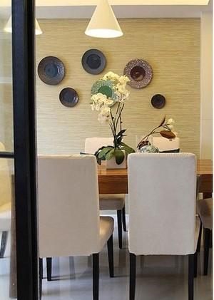 三室一厅餐厅装修
