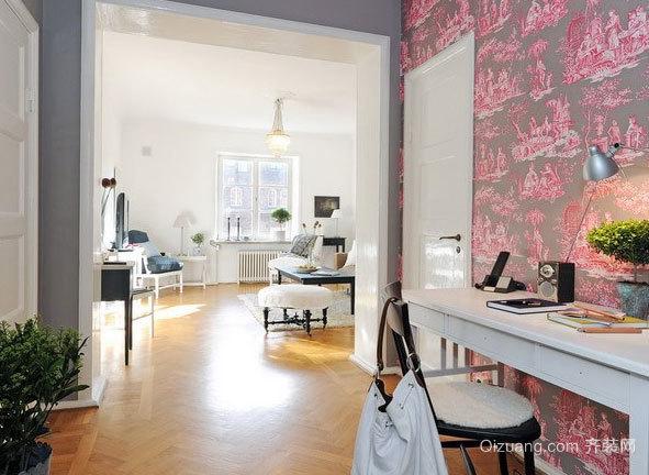 极简风范 双层公寓家居装修效果图鉴赏