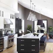 创意型厨房灯饰图片