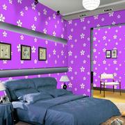 紫色调液体壁纸图片