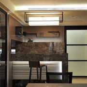 三室两厅背景墙装修