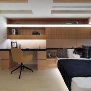 公寓电脑房装修设计
