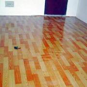 木色调地板设计图片