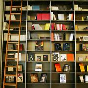 大容量书架设计图片