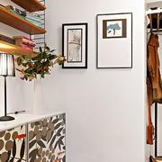 单身公寓玄关装修图片