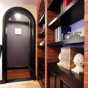 两室一厅拱门装修设计
