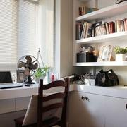 自然风格三室一厅装修