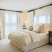 中式风格窗帘装修设计