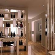 创意型酒柜设计图片