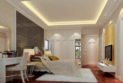 优雅宜人的混搭风格卧室衣柜设计效果图大全鉴赏