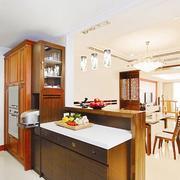 实用型厨房灯饰图片