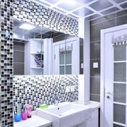 简约风格浴室柜设计