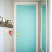公寓进门走道装修图片