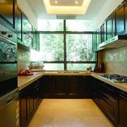 清新型厨房灯饰图片