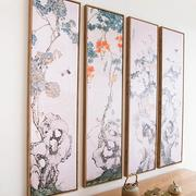 传统型装饰画效果图