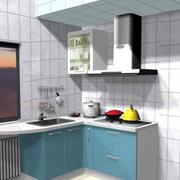简约风格厨房装修大全